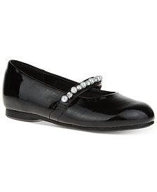 Nina Kids Shoes, Little Girls Nataly-T Embellished Mary Jane Shoes