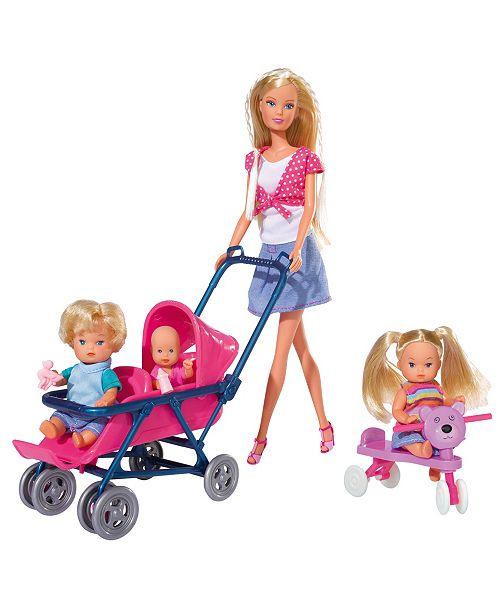 Optimum Fulfillment Simba Toys Steffi Love Baby World Playset Home