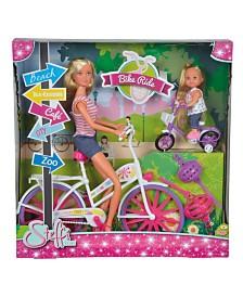 Simba Toys - Steffi Love Bike Ride Playset