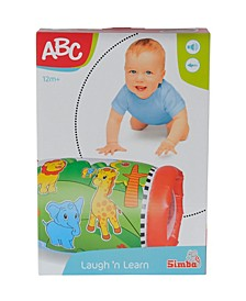 Abc - Roll And Crawling Toy