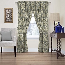 Clifton Hall Floral Window Curtain