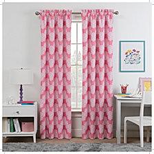 Waverly Kids Airwaves Blackout Window Curtain