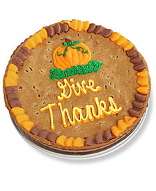 Chocolate Covered Company® Give Thanks Cookie Bark Cake