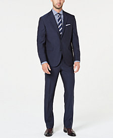 Dockers Men's Classic-Fit Stretch Pin Dot Suit