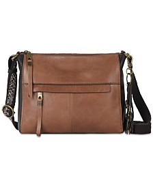 The Sak Alameda Leather Crossbody