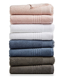 French Connection Mix and Match Bath Towel Collection, Created for Macy's