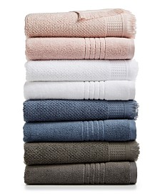 CLOSEOUT! French Connection Mix and Match Bath Towel Collection, Created for Macy's