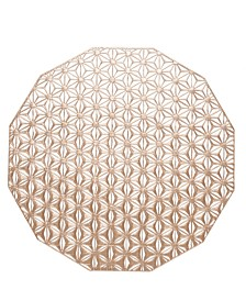 "Chilewich Pressed Kaleidoscope Mat 14"""
