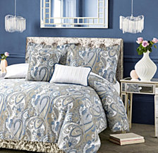 Paisley Park 300 Thread Count Cotton Oversized Queen Duvet Cover Set