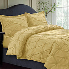 Sydney Microfiber Oversized King Duvet Cover Set