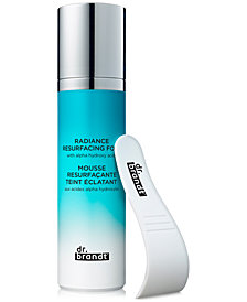 dr. brandt Radiance Resurfacing Foam, 1.7-oz.