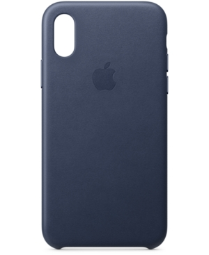 Image of Apple iPhone Xs Leather Case