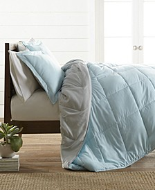 Restyle your Room Reversible Comforter Set by The Home Collection