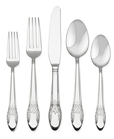 Argent Orfèvres Hampton Forge Villandry 20-Pc. Flatware Set, Service for 4