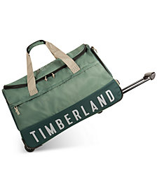 "Timberland Ocean Path 30"" Wheeled Duffel Bag"