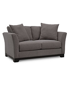 "Elliot II 66"" Fabric Loveseat"