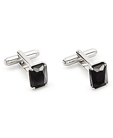 the Gift Men's Beveled Cuff Links