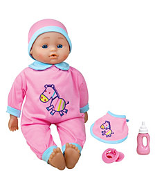Lissi Dolls - Interactive Baby with Accessories