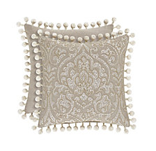 "J. Queen New York Caitlin 17"" Sqaure Collection Decorative Pillow"