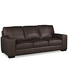 Aloise Leather Sofa Collection