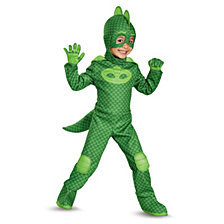 Pj Masks Gekko Deluxe Toddler Boys Costume