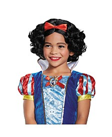 Snow White Deluxe Big Girls Wig