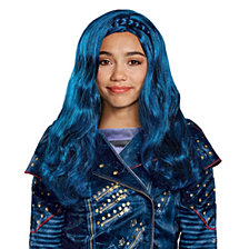 Disney's Descendants 2 Evie Big Girls Wig