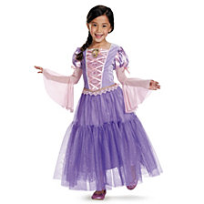 Tangled Rapunzel Deluxe Big Girls Costume