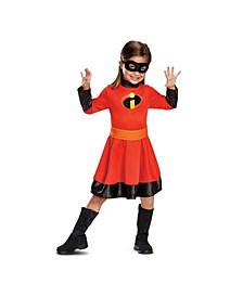 Incredibles 2 Violet Classic Toddler Little and Big Girls Costume