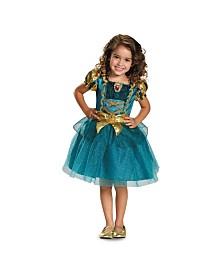 Brave Merida Deluxe Toddler Girls Costume