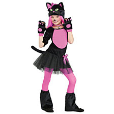 Miss Kitty Big Girls Costume