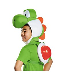 Super Mario Bros Yoshi Big Boys or Girls Costume Kit