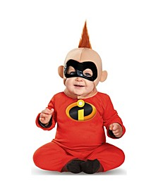 Disney's The Incredibles Baby Jack Jack Deluxe Baby Little and Big Boys Costume