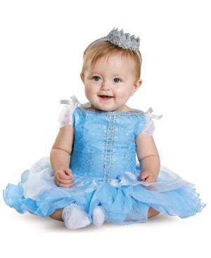 Disney Princess Cinderella Prestige Baby Little and Big Girls Costume