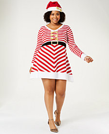Planet Gold Dresses Trendy Plus Size Clothing - Macy\'s
