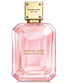 Michael Kors Sparkling Blush Fragrance Collection