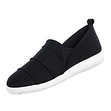 Zenz from Isotoner Women's Pintuck Lauren Slip-on