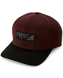 O'Neill Men's Hawthorne Flex Fit Logo Hat