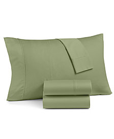 AQ Textiles Grayson 4-Pc Queen Sheet Set, 950 Thread Count Cotton Blend