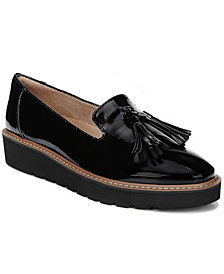 Naturalizer Ellie Platform Loafers
