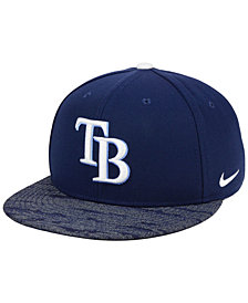 Nike Tampa Bay Rays Reverse New Day Snapback Cap