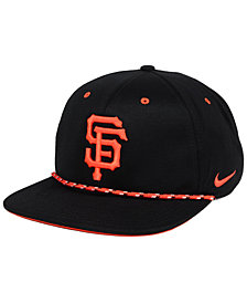Nike San Francisco Giants String Bill Snapback Cap