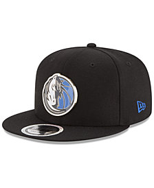 New Era Dallas Mavericks Enamel Badge 9FIFTY Snapback Cap