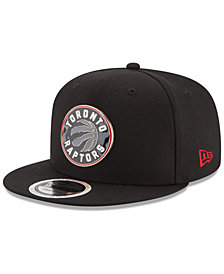 New Era Toronto Raptors Enamel Badge 9FIFTY Snapback Polyester Cap