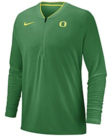 Men's Oregon Ducks Coaches Quarter-Zip Pullover 2018