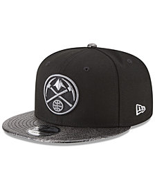 New Era Denver Nuggets Snakeskin Sleek 9FIFTY Snapback Cap
