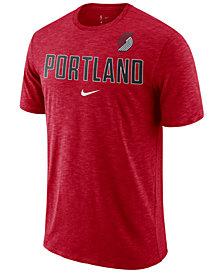 Nike Men's Portland Trail Blazers Essential Facility T-Shirt