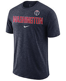 Nike Men's Washington Wizards Essential Facility T-Shirt