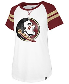 '47 Brand Women's Florida State Seminoles Fly Out Raglan T-Shirt