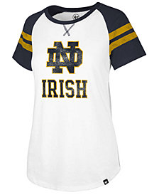 '47 Brand Women's Notre Dame Fighting Irish Fly Out Raglan T-Shirt